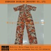 Army Camouflage Uniform Work Coverall