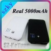 5000mAh Universal emergency charger for Mobile Phone