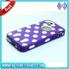 New arrival dot case for iphone 5