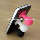 mini silicone phone stand