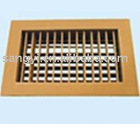 double layer ventilation grille