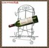 new design metal wine rack, wine holder