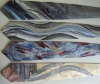 100%Silk Printed Woven Necktie,Silk Jacquard Tie necktie, printed silk tie