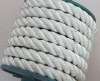 Diamond braided rope