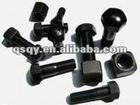 Good quality komatsu cold forging Track bolt segment bolt nut