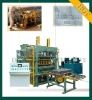 Hot sale Hydraulic automatic Brick Machine with low investment
