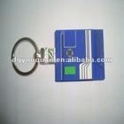 PVC key tag