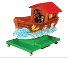 coin machine kiddie rides kidde rider pleasure boat