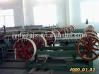 Automatic concentric fiberglass wrapping machineautomatic
