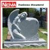 Angel Heart Memorial Tombstone