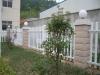pvc profile fence
