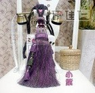 DZ0005 Modern style decorative curtain tassel