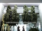 tactical vest in green colour