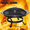Extra Large Round Wood Burning Fire Pit
