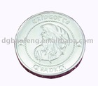 Commemorative gold coins medals