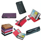 High Quality Leather Case For Samsung Galaxy Note2 N7100 Leather Holder Case