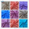 Wholesale Different Colours Of Nylon Spandex Warp Knitted Elastic Square Mesh Fabric For Underwear