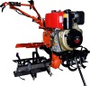 Zongshen 4.0kW electric start diesel tiller
