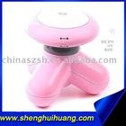 Hot mini trangle shaped massager