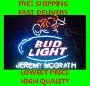 budlight jeremy mcgrath motor sports beer Neon Sign