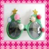 Colorful Plastic funny Sunglasses for party