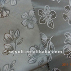 poly viscose jacquard fabric
