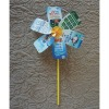 plastic flash toy windmills