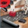 Non woven felt/paint felt/paint mat with PE backing