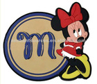 Mickey pvc cup coaster/cup mat for promotion/OEM