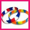 mixed colour wristband