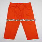 mens leisure casual cargo pants