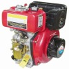 4 stroke air-cooled diesel engine