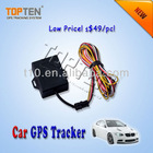 $49/pc! car gps tracker, Mini gps gsm tracker TK668