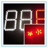 7 Segments Digital Numbers For Time Display