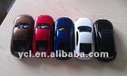 Hotselling Heavy bass Car model rechargable Audi mini speaker with usb/tf/fm for Iphone/Ipad/Mac/PCs