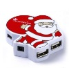 Santa Claus Novel HUB for Christmas Gifts
