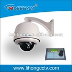 Built in PTZ function of SD Ip Indoor /outdoor High speed dome