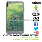 6.0 inch cell phones best android with mtk6577 3g gps bluetooth 3000mAh battery