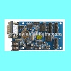 LED board serial port control card Single and double color