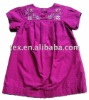 Baby dress short sleeves