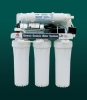 european type water purifier with automatic flush