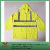 Yellow reflectitive material long-sleeves workwear