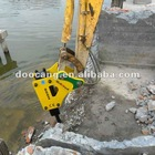 SANHA S68 mini Hydraulic rock breaker for mini excavator