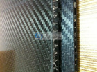 Carbon Fiber Sandwich Plate with Aluminium Core