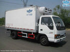 JAC refrigerated trucks for sale 4*2 3T