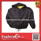 windbreak jacket with hoody