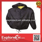 windbreak jacket with hoody