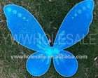 Latest fashion girls turquoise angel butterfly wings for sale