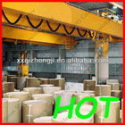 double beams overhead travelling crane price