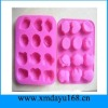 12 Cavities Silicone Ice Mold/Tray